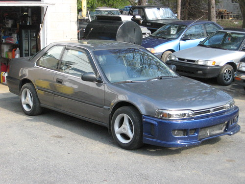 1992 honda accord. 1992 Honda Accord 2 Door Coupe