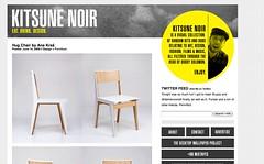 +KN | Kitsune Noir » Hug Chair by Ana Kraš_1245607216340
