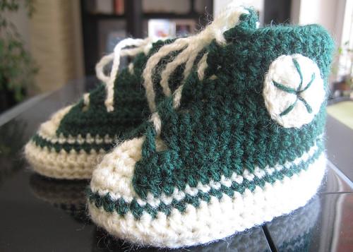 Baby-Converse ?