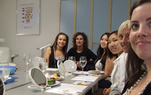bloggers at Dermalogica