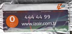 İzair - Ön