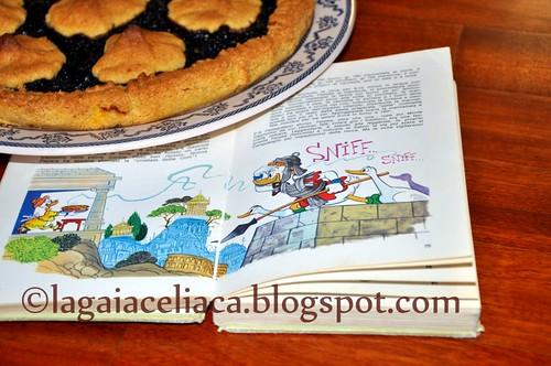 crostata sette colli dal manuale di Nonna Papera