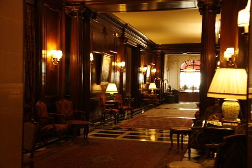 hotel raphael hall