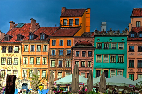 Warsaw's Balamory