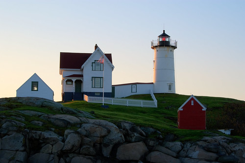 Nubble Light - Sunrise