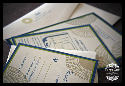 Custom Bar Mitzvah Invitations