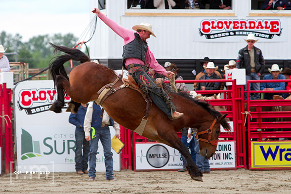 Cloverdale Rodeo 2010