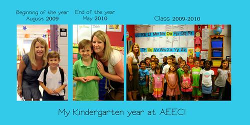Kindergarten...done