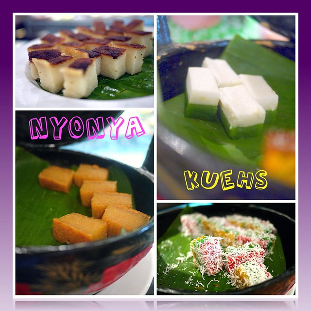 kueh collage