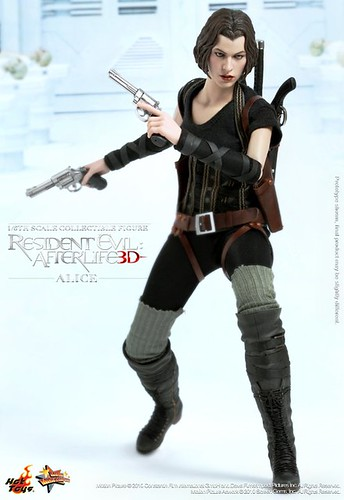 Ngee Khiong Ex Hot Toys Resident Evil Afterlife 1 6 Alice Announced