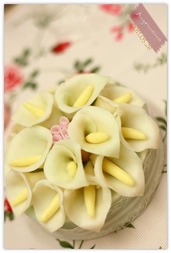 天使媽媽蛋糕皂教學 036