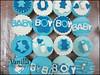 Baby Boy Cupcake (vanillabox) Tags: cupcake vanilla fondant كيك كب الفانيلا فوندان