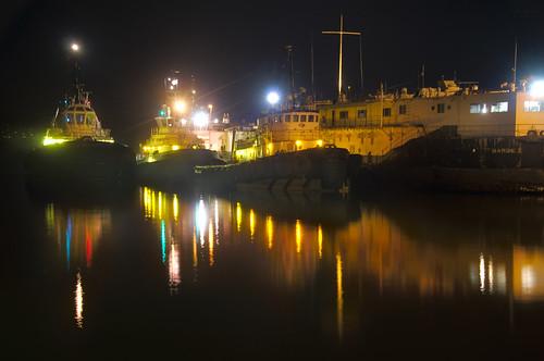 Tugboats, Port Richmond