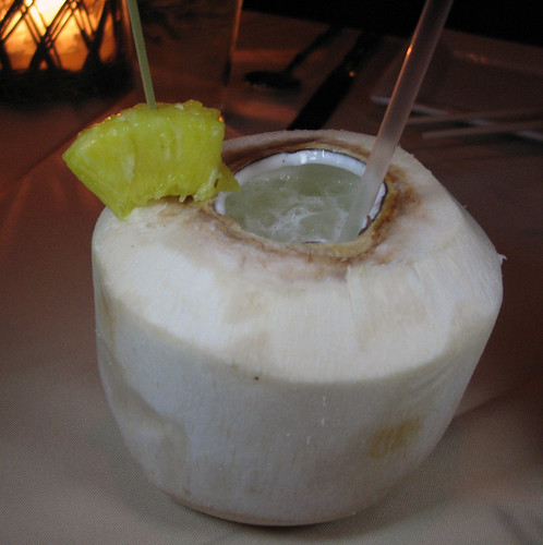 Luau,  Beverly Hills: The Luau Coconut