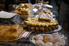 Baklava platter at Borough Market (jamie.penaloza) Tags: london boroughmarket baklava