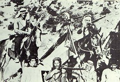 First Soldiers of Freedom - Palestine - 1938 (intasko) Tags: old portrait history freedom israel palestine flag islam unity 1938 religion free historic christian arab arabe soldiers jumper cavalier ottoman dignity resistance gaza drapeau colonization occupation chretien quds