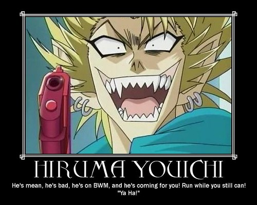 eyeshield 21 hiruma mamori. eyeshield 21 hiruma mamori