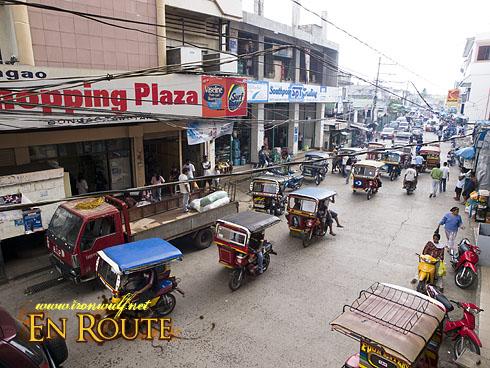 Hotel Juana Street View in Bongao