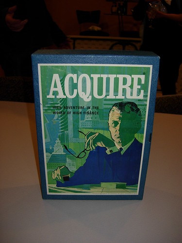 Acquire: High Adventure in the World of High Finance