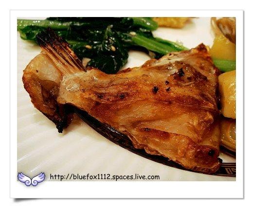 090112欣葉日式  自助料理13_鹽烤魚下巴