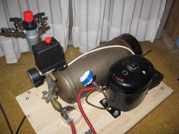 Costruire Un Compressore Pagina 3 Forum Modellismo Net