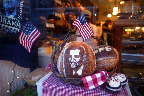 Obama Bread at AMY'S BREAD