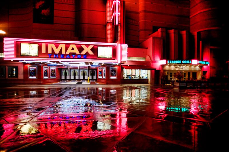 Sacramento IMAX Theater