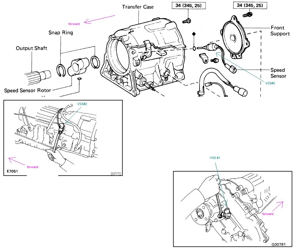 Af A O on 87 Toyota Pickup Wiring Diagram