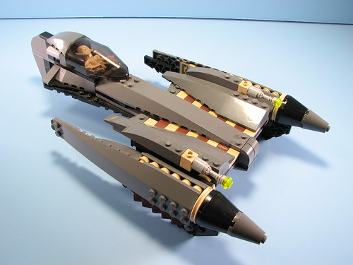 Flickriver Photoset Lego Star Wars General Grievous Starfighter
