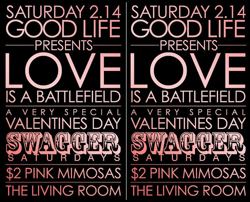Valentines Day at the Living Room Hawaii