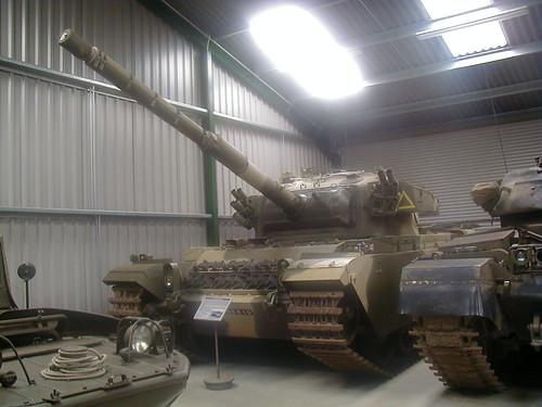 Centurian Tank