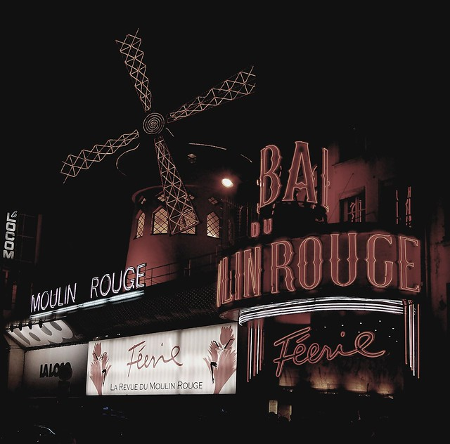 Moulin Rouge by damianboyes