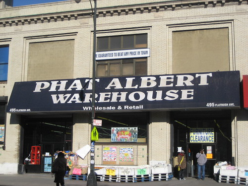 Phat Albert Warehouse