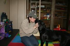 Puppy Love (Leanne... Peapanne) Tags: chris hannah buddy cameron january09 february09