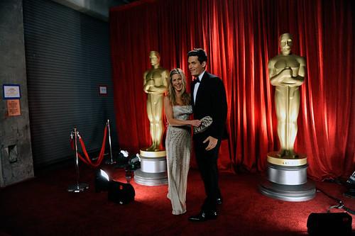 Premios Oscar Jennifer Aniston y John Mayer: