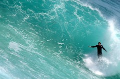 Big Surf on Indian Ocean (dclement007) Tags: surf surfer indianocean australia aplusphoto flickrdiamond