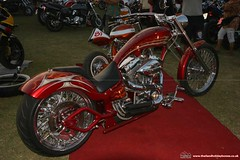 Red chopper custom (Thailand Holiday Homes) Tags: custombikes customchoppers redchopper