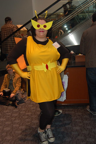 Wonder Con 2009: Hench Woman
