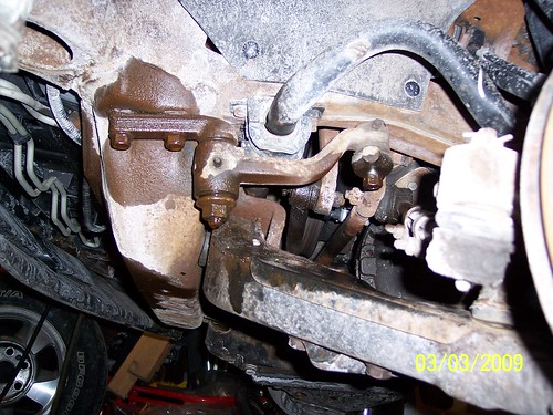 Idler Arm Replacement Procedure - AstroSafariVans com