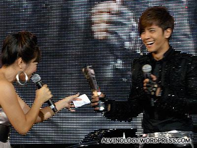 Radio 1003s Xiao Zhu meets Taiwans Xiao Zhu