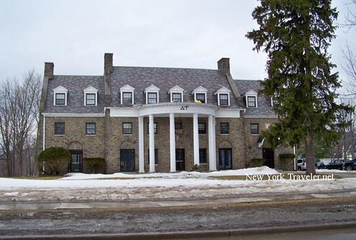 Frat House Colgate