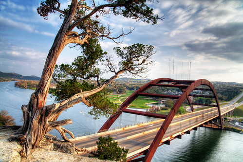Pennybacker Bridge Texas