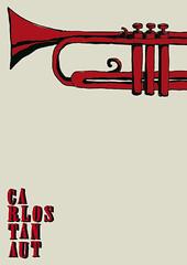 CARLOSTANAUT_POSTER_3 (Cesco_) Tags: rock poster blues pop cesco carlostanaut francescotortorella
