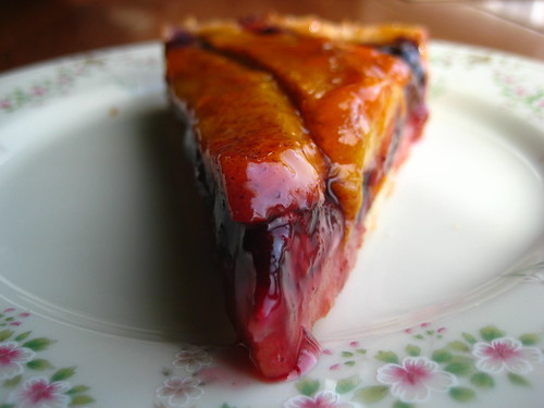 hi, i'm a slice of tart, eat me.