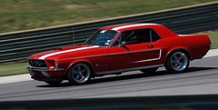 1967 Mustang Coupe (lclutchl) Tags: auto road park desktop old wallpaper usa motion blur classic cars ford sports car club race america canon fun corporate moving al birmingham automobile track cross action muscle antique mark anniversary background stripes alabama performance fast automotive racing course celebration event ii american barber april 5d clutch aniversary autocross mustang anniversery panning amateur motorsports 2009 coupe fords highspeed mustangs motorsport 45th scca anniversay anniverary edwardfrank edfrank 45thanniversary highperformancedriving mca45thanniversary lclutchl clutchphotography