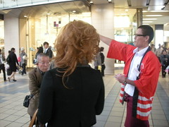 Great hair, Osaka