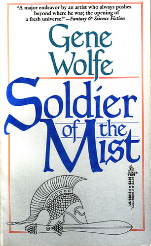 Soldier of the Mist Paperback Cover