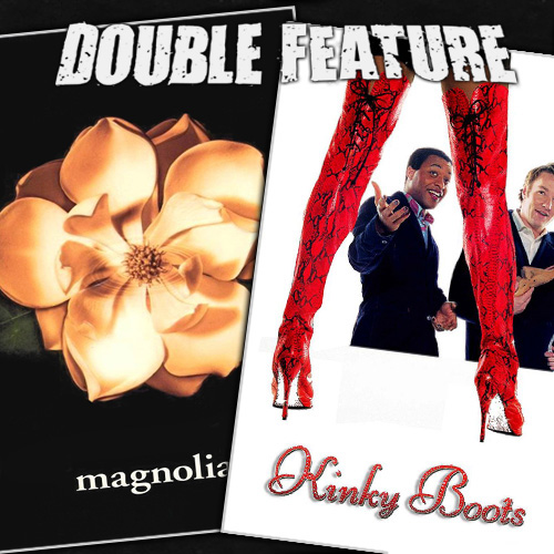 podcast film movie dvd films creative free commons itunes double creativecommons magnolia movies dvds feature kinkyboots doublefeature