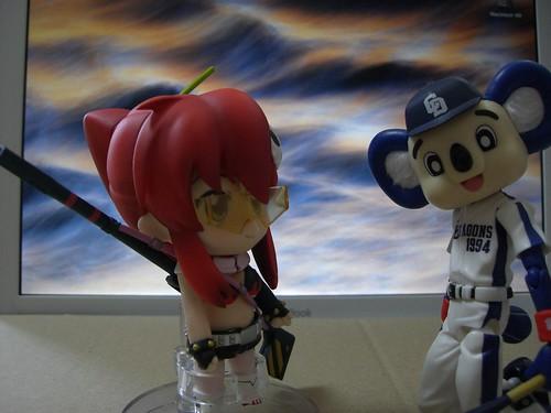ヨーコ vs. ドアラ/Yoko vs. Doala