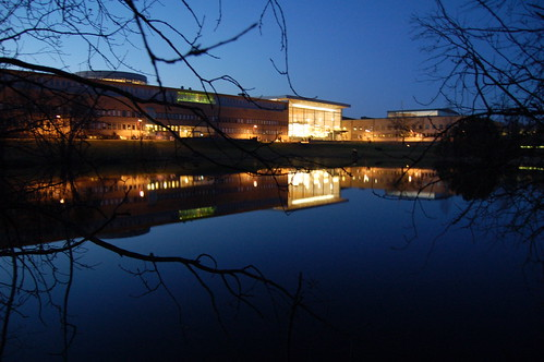 Campus Umeå University by stitchling, on Flickr